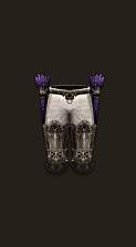 维尔的精美丝裤